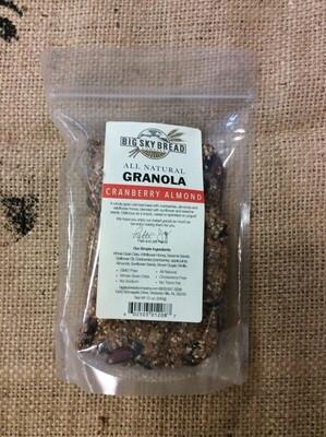 Big Sky Cranberry Almond Granola