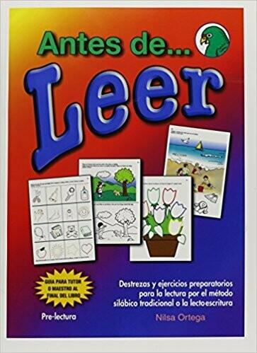 KINDERGARTEN - ANTES DE LEER - NILS - ISBN 9781881729167