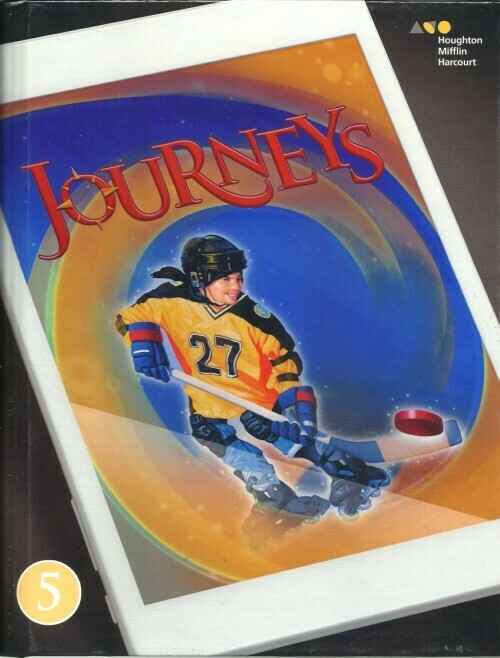 QUINTO - JOURNEYS GRADE 5 STUDENT EDITION (USED) - HMH- 2017 - ISBN 9780544543416