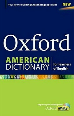 SEXTO - OXFORD AMERICAN DICTIONARY FOR LEARNERS OF ENGLISH - OUP - ISBN 9780194399722