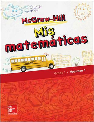 PRIMERO - MIS MATEMATICAS 1 SPANISH STUDENT BUNDLE (2 VOLUMES PLUS ONLINE ACCESS) - MGH - 2018 - ISBN 9780078988820