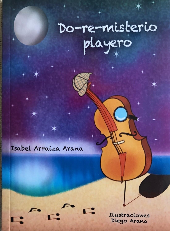 CUARTO - DO-RE-MISTERIO PLAYERO - EDP - 2017 - ISBN 9780692923962