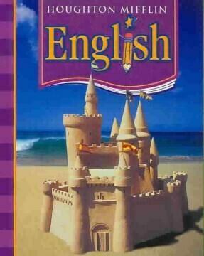 TERCERO - ENGLISH 3 (USED) - HMH - 2006 - ISBN 9780618611195