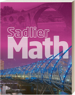 SEXTO - SADLIER MATH 6 STUDENT EDITION - SADL - 2018 - ISBN 9781421790060