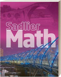 SEXTO - SADLIER MATH 6 STUDENT EDITION - SADL - 2018 - ISBN 9781421790060