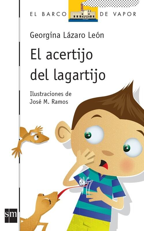 SEGUNDO - EL ACERTIJO DEL LAGARTIJO - SM - ISBN 9781936534029