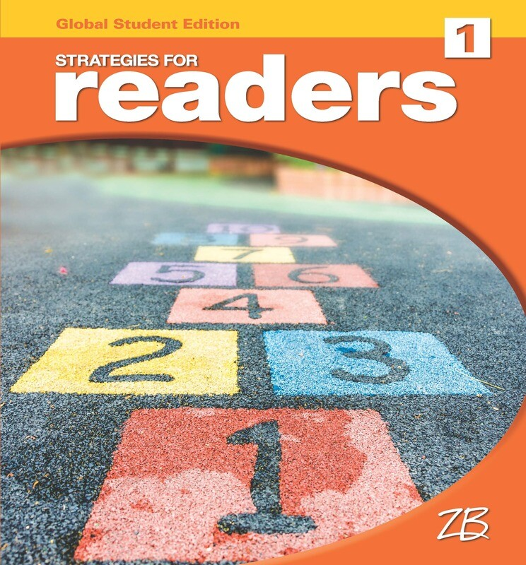 SEGUNDO - STRATEGIES FOR READERS 1 - ZB - 2016 - ISBN 9781630143732