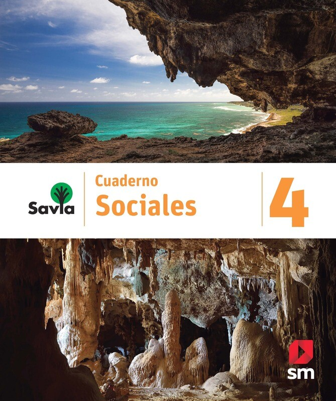 CUARTO - SAVIA SOCIALES 4 CUADERNO - SM - 2020 - ISBN 9781630148157