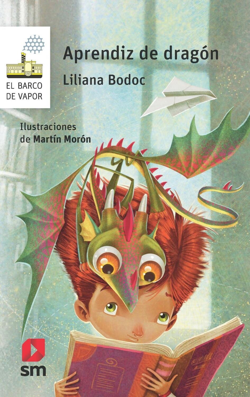 SEGUNDO - APRENDIZ DE DRAGON - SM - ISBN 9789877313598