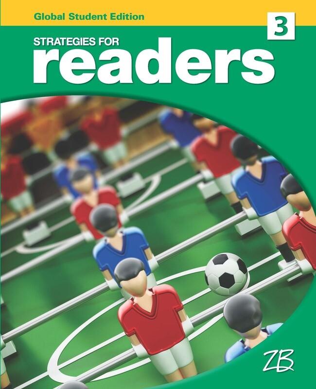 TERCERO - STRATEGIES FOR READERS 3 - ZB - 2016 - ISBN 9781630143817