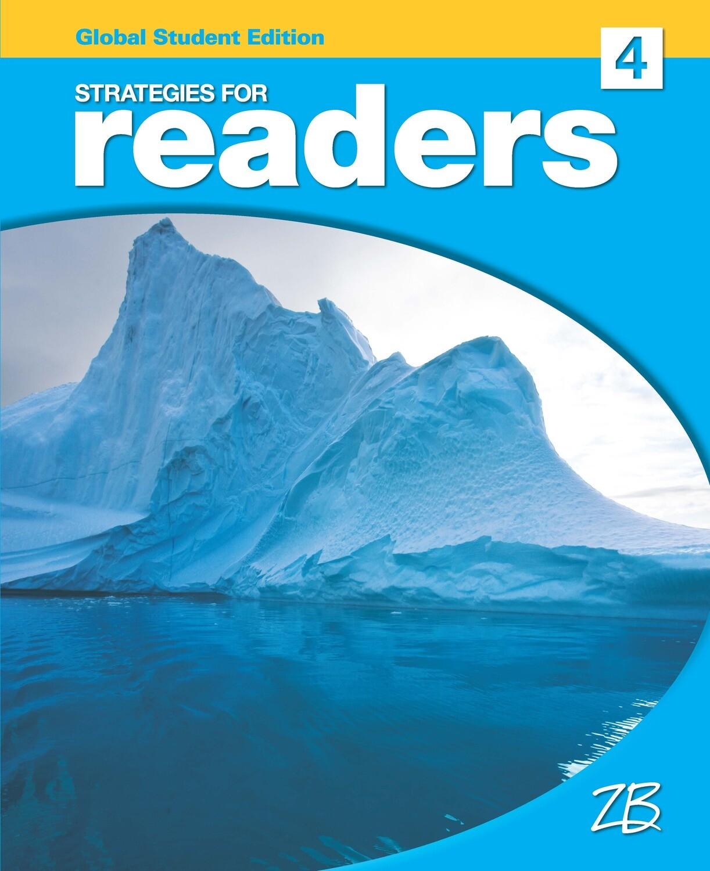 CUARTO - STRATEGIES FOR READERS 4 - ZB - 2016 - ISBN 9781630143855