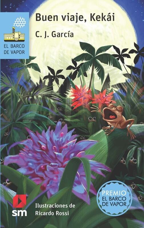 QUINTO - BUEN VIAJE, KEKAI - SM - ISBN 9781630145781