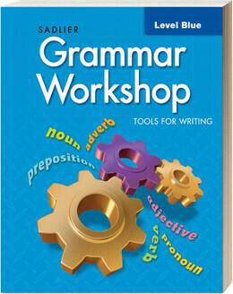 QUINTO - GRAMMAR WORKSHOP TOOLS FOR WRITING LEVEL BLUE - SADL - 2020 - ISBN 9781421716053