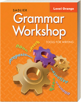 CUARTO - GRAMMAR WRORKSHOP TOOLS FOR WRITINGLEVEL ORANGE - SADL - 2020 - ISBN 9781421716046