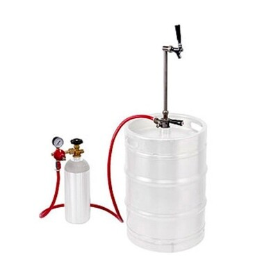"American ""D"" System CO2 Party Dispensing System"