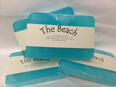 Beach Soap Slice