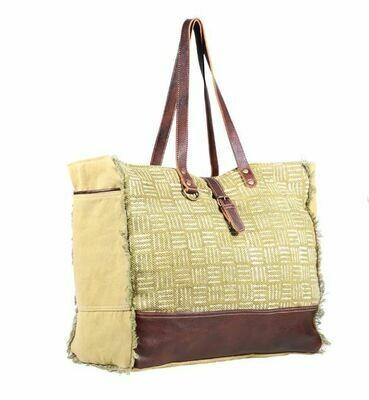 Spacey Weekender Bag