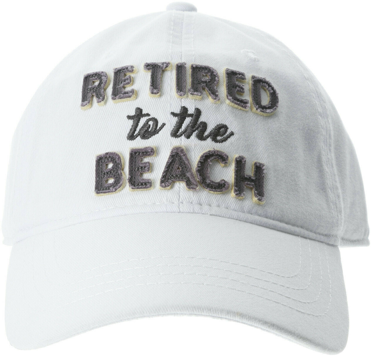 Retired to the Beach Hat