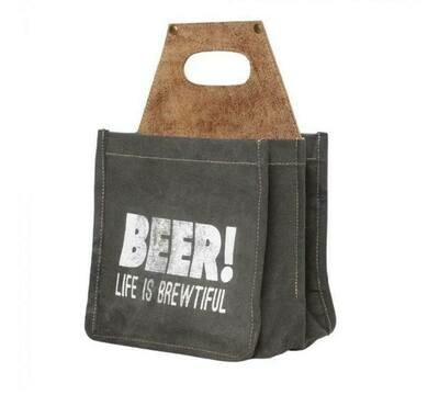 6 Pack Beer Caddy