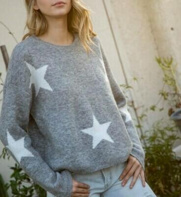 Super Soft Star Sweater