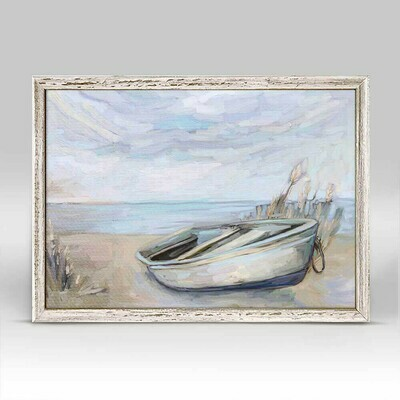 Seaside Boat Canvas