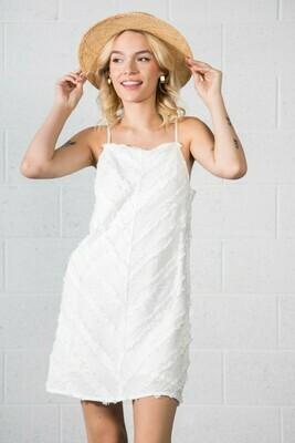 Fringe Cami Dress
