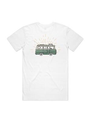 Van Morrison T-Shirt White