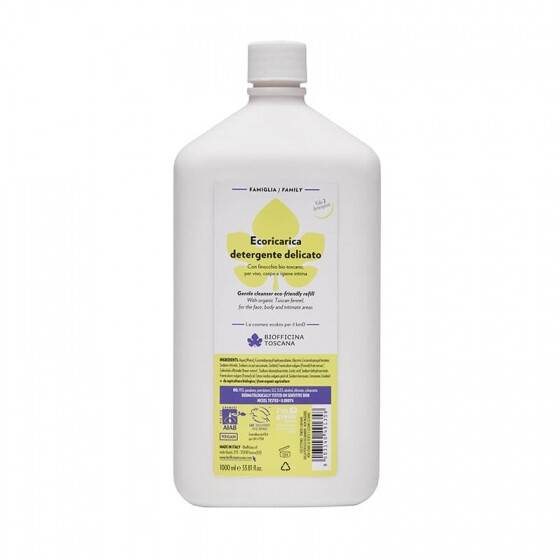Ecoricarica detergente delicato 1 lt.