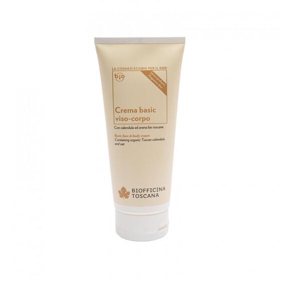 Crema basic viso-corpo 200 ml