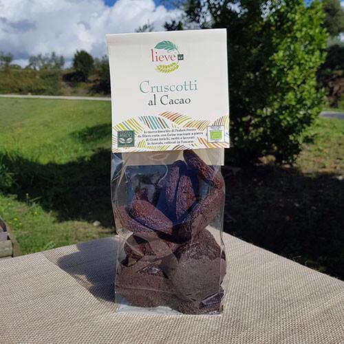 Cruscotti al cacao 250 gr