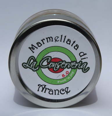 Marmellata di Arance 120 gr
