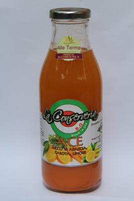 Succo di Arancia, Carota e Limone (ACE) 500 ml