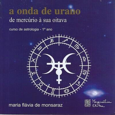 LIVRO - A Onda de Urano - de mercúrio à sua oitava MFML5001