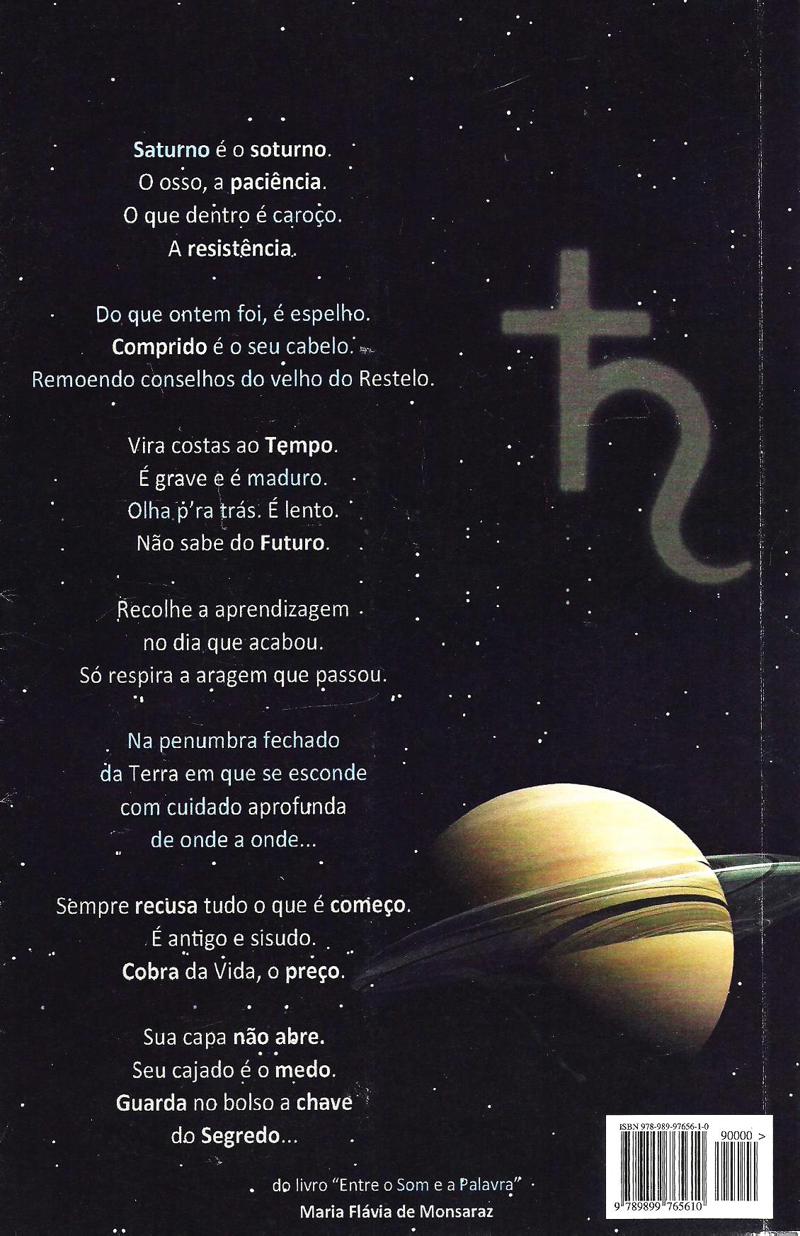 Saturno - a experiência de todas as vidas