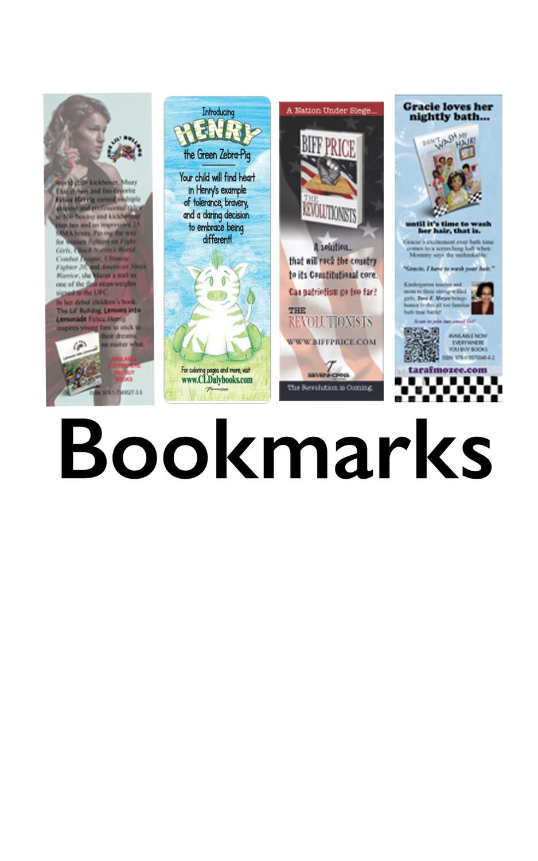 100 Bookmarks