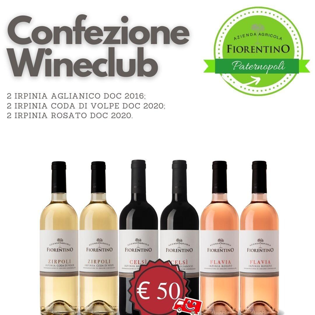 Confezione Wineclub