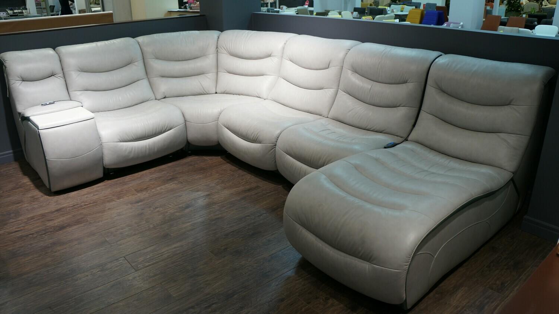 ЛАГО диван-кровать модульный