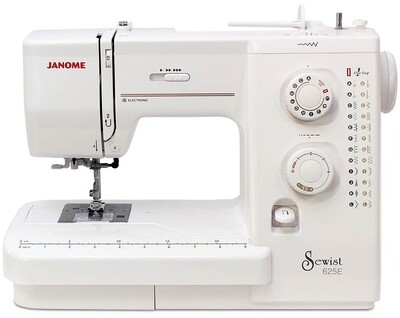 Janome Sewist 625E