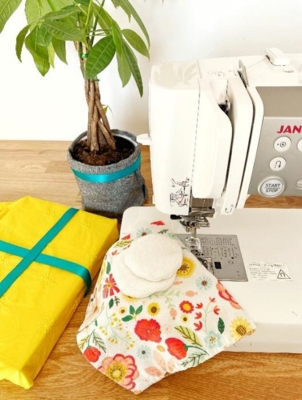 Elegant Eco-Friendly Gifts With Janome ​- Nov. 23rd
