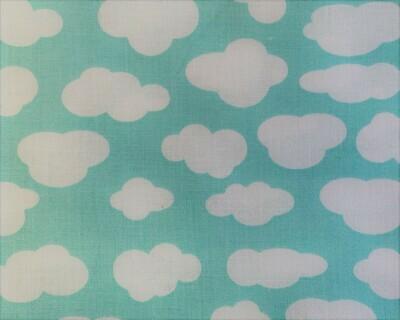 Teal Clouds