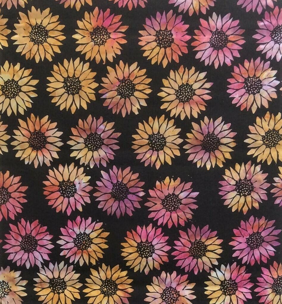 Sunflowers - Pink/Yellow