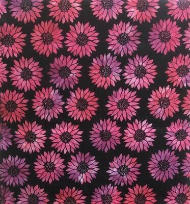 Sunflowers - Pink/Purple