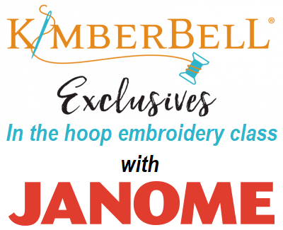 Kimberbell - Hosted by Janome Canada