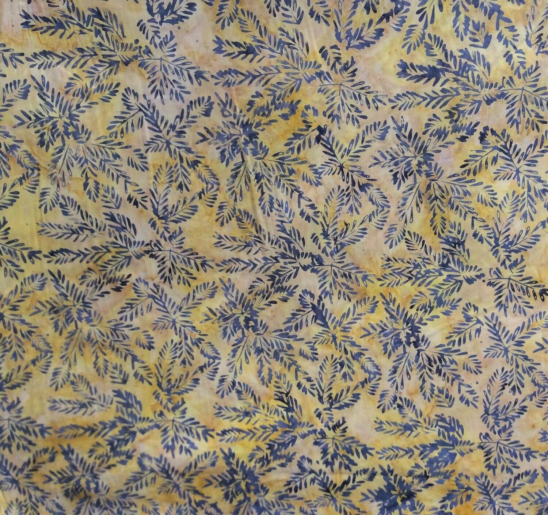 Blue/Yellow Fern