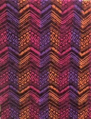 Multi Coloured Print Bright