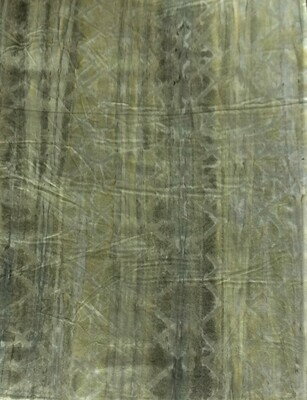 Brush Strokes - Moss
