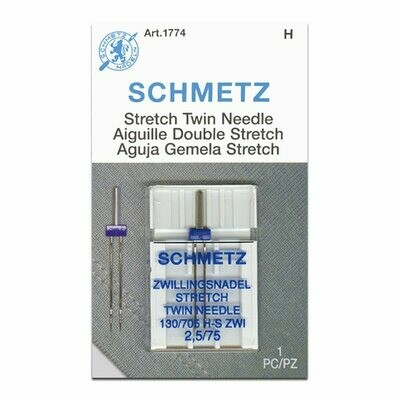 Twin Stretch Needle