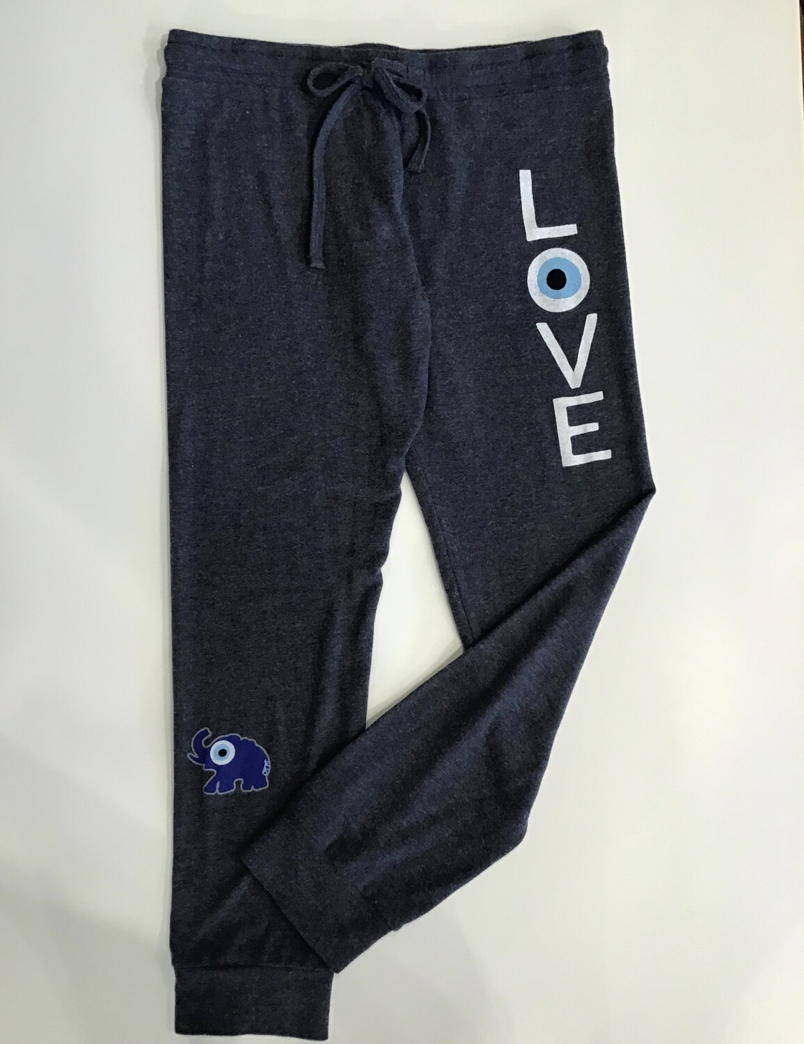 Evil eye love sweatpants