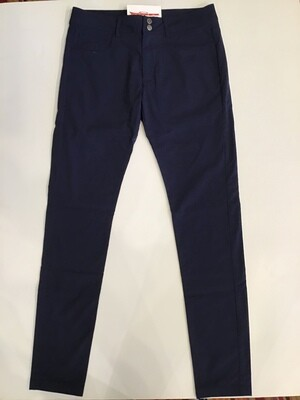 Five pocket slim travel pant