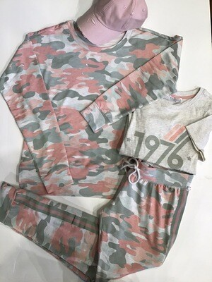 Camo Easy Sweatshirt